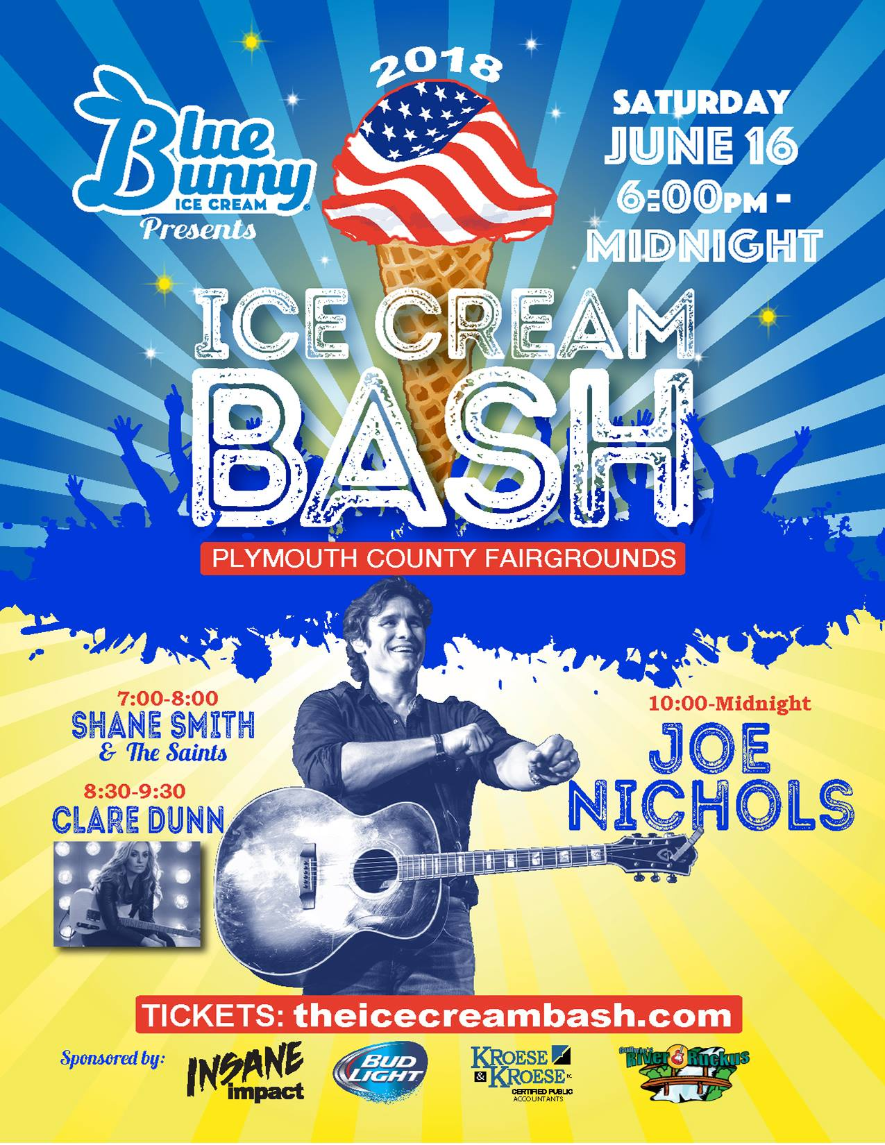 Ice Cream Bash