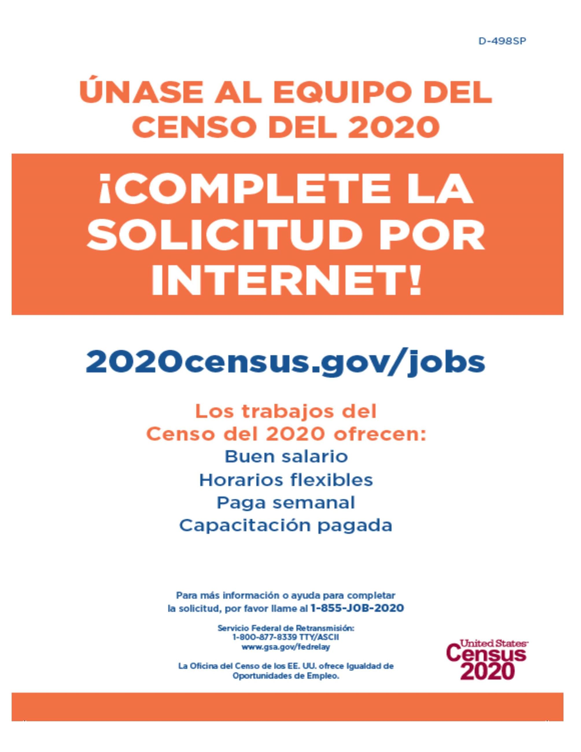 Spanish Jobs in orange