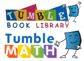 Tumble Books and Tumble Math Logo