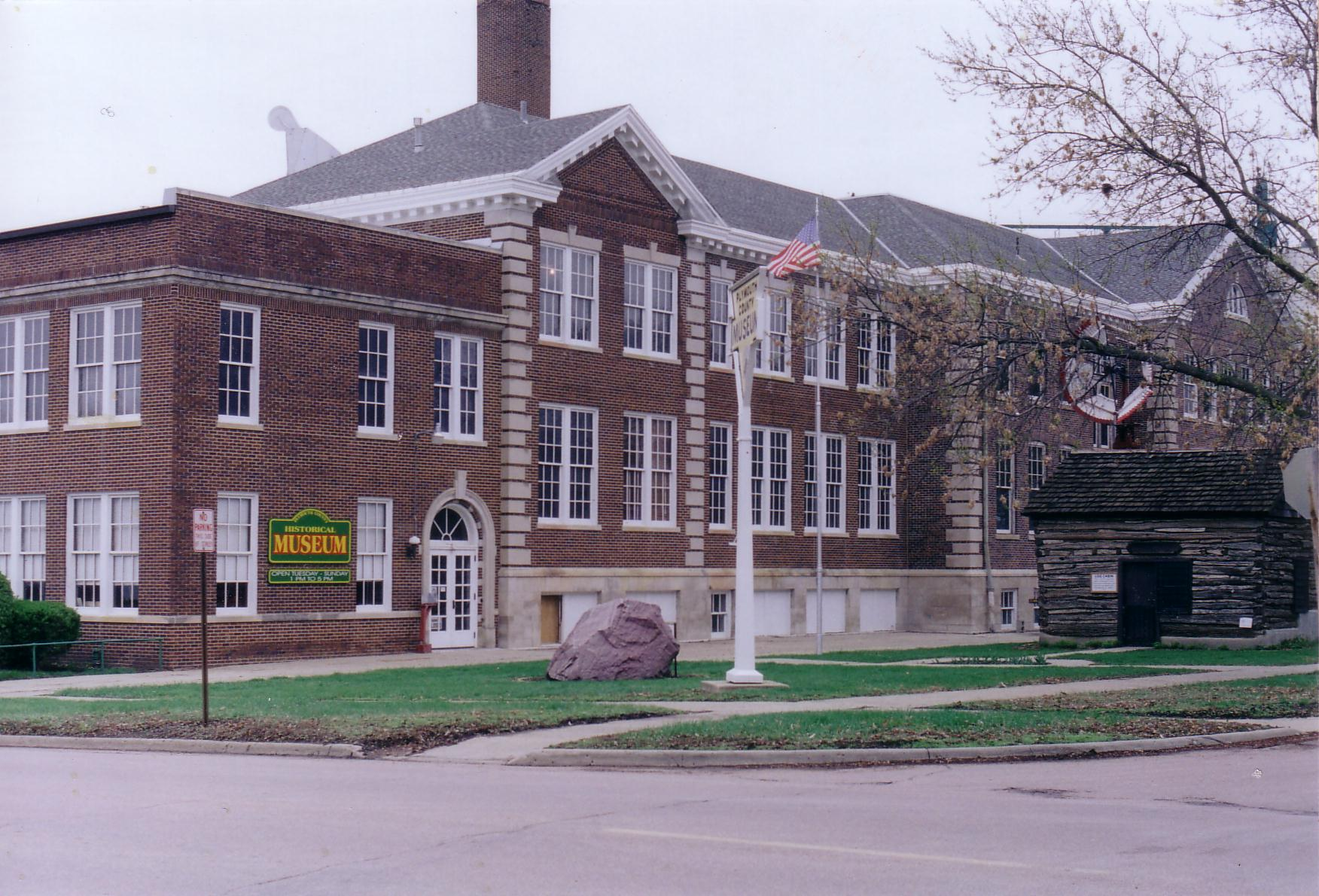 Plymouth County Historical Museum